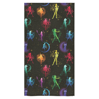 "All Sailor Soldiers Bath Towel 30""x56"" - TeeAmazing"