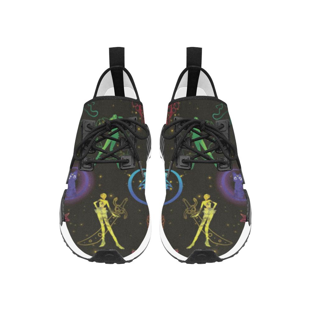 All Sailor Soldiers Women's Draco Running Shoes - TeeAmazing