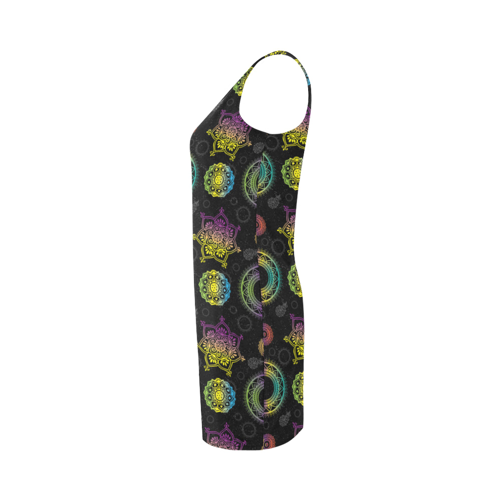 Chakra Medea Vest Dress - TeeAmazing