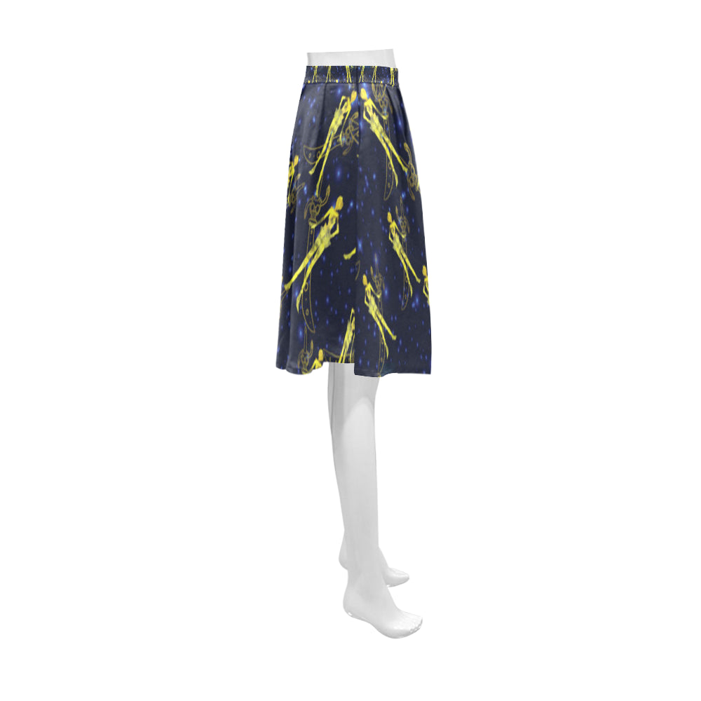 Sailor Uranus Athena Women's Short Skirt - TeeAmazing