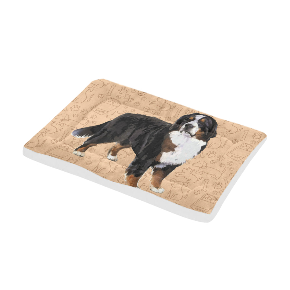 "Bernese Mountain Dog Beds 48""x30"" - TeeAmazing"