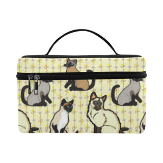 Siamese Cosmetic Bag/Large (Model 1658) - TeeAmazing