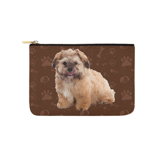 Shih-poo Dog Carry-All Pouch 9.5''x6'' - TeeAmazing