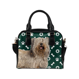 Skye Terrier Shoulder Handbag - TeeAmazing