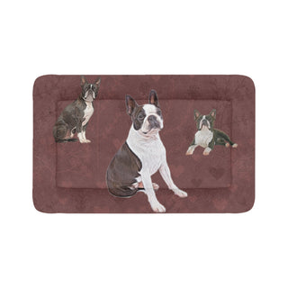 "Boston Terrier Lover Dog Beds 48""x30"" - TeeAmazing"