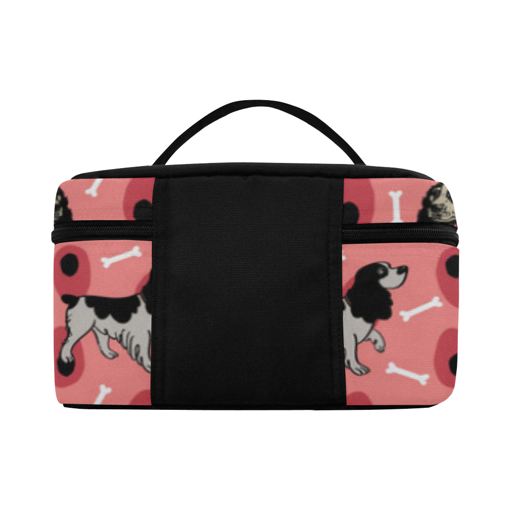 English Springer Spaniels Cosmetic Bag/Large - TeeAmazing