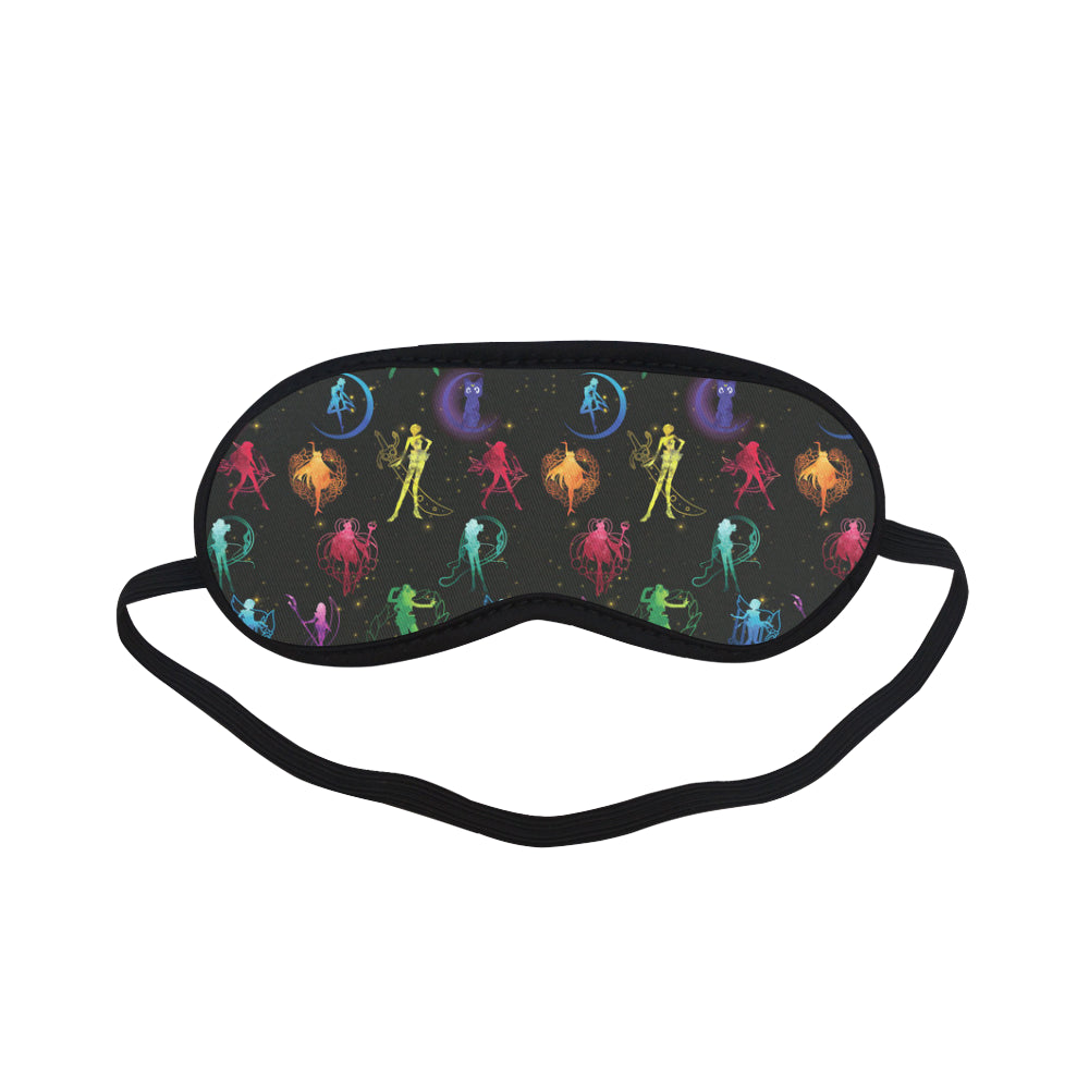 All Sailor Soldiers Sleeping Mask - TeeAmazing