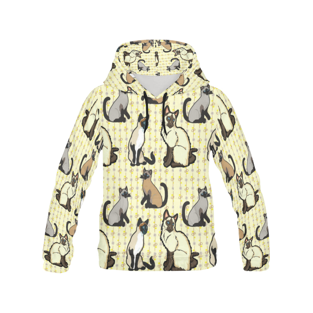 Siamese All Over Print Hoodie for Men - TeeAmazing