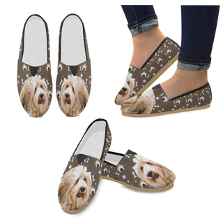 Havanese Dog Women's Casual Shoes - TeeAmazing