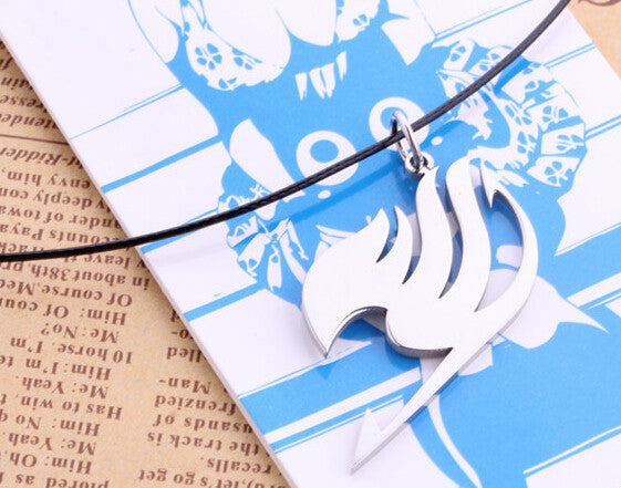 Fairy Tail Necklace Pendants - TeeAmazing