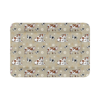 "Cow Pattern Pet Beds 54""x37"" - TeeAmazing"