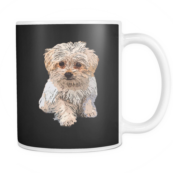 Maltese Dog Mugs & Coffee Cups - Maltese Coffee Mugs - TeeAmazing - 5