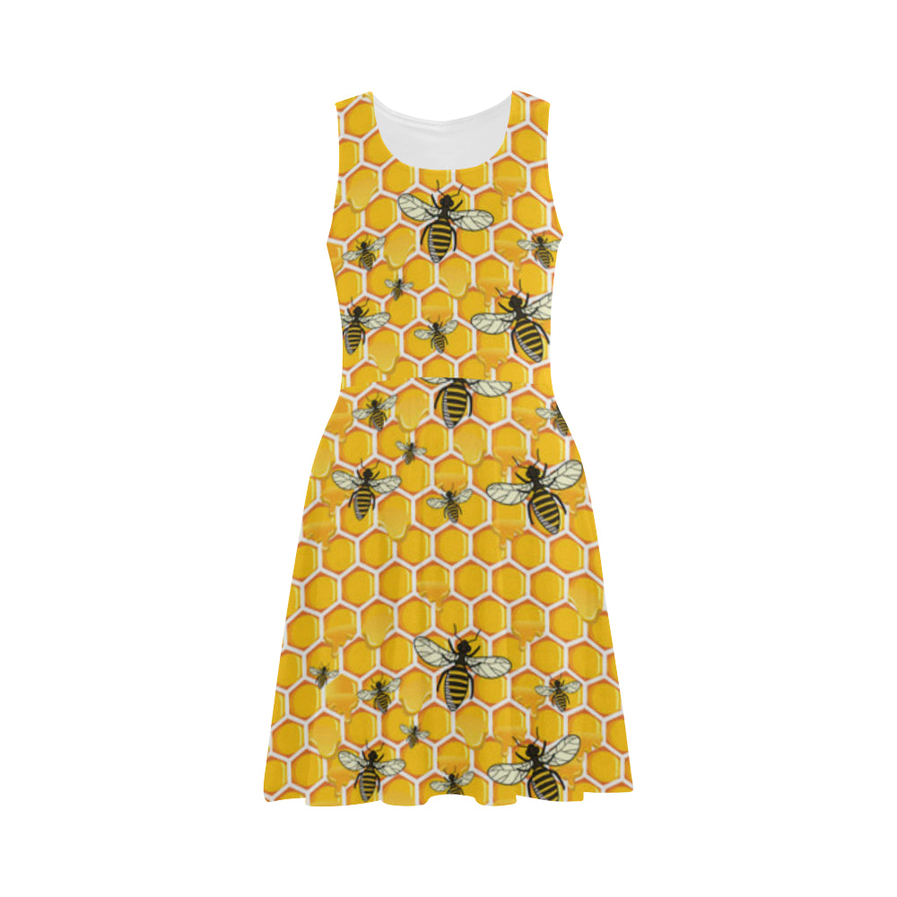 Bee Atalanta Sundress - TeeAmazing