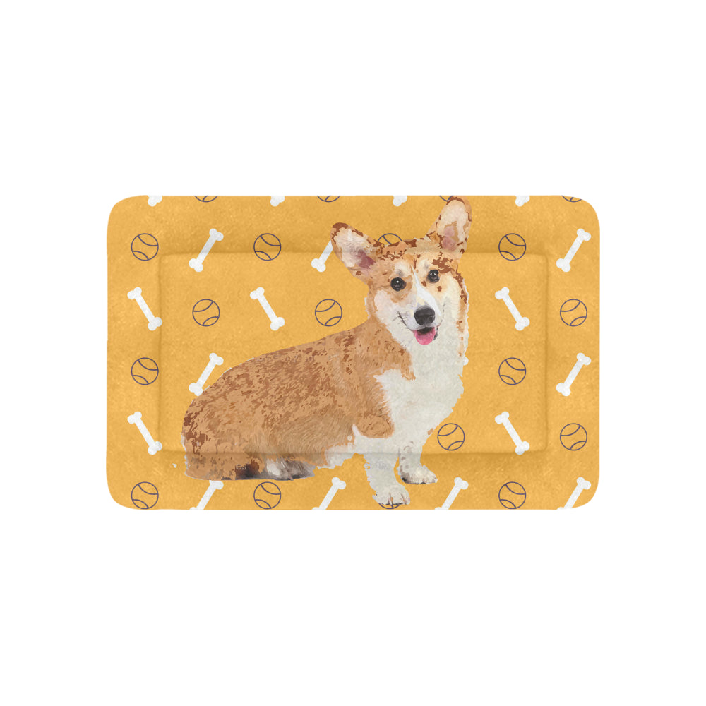 "Corgi Dog Beds 36""x23"" - TeeAmazing"
