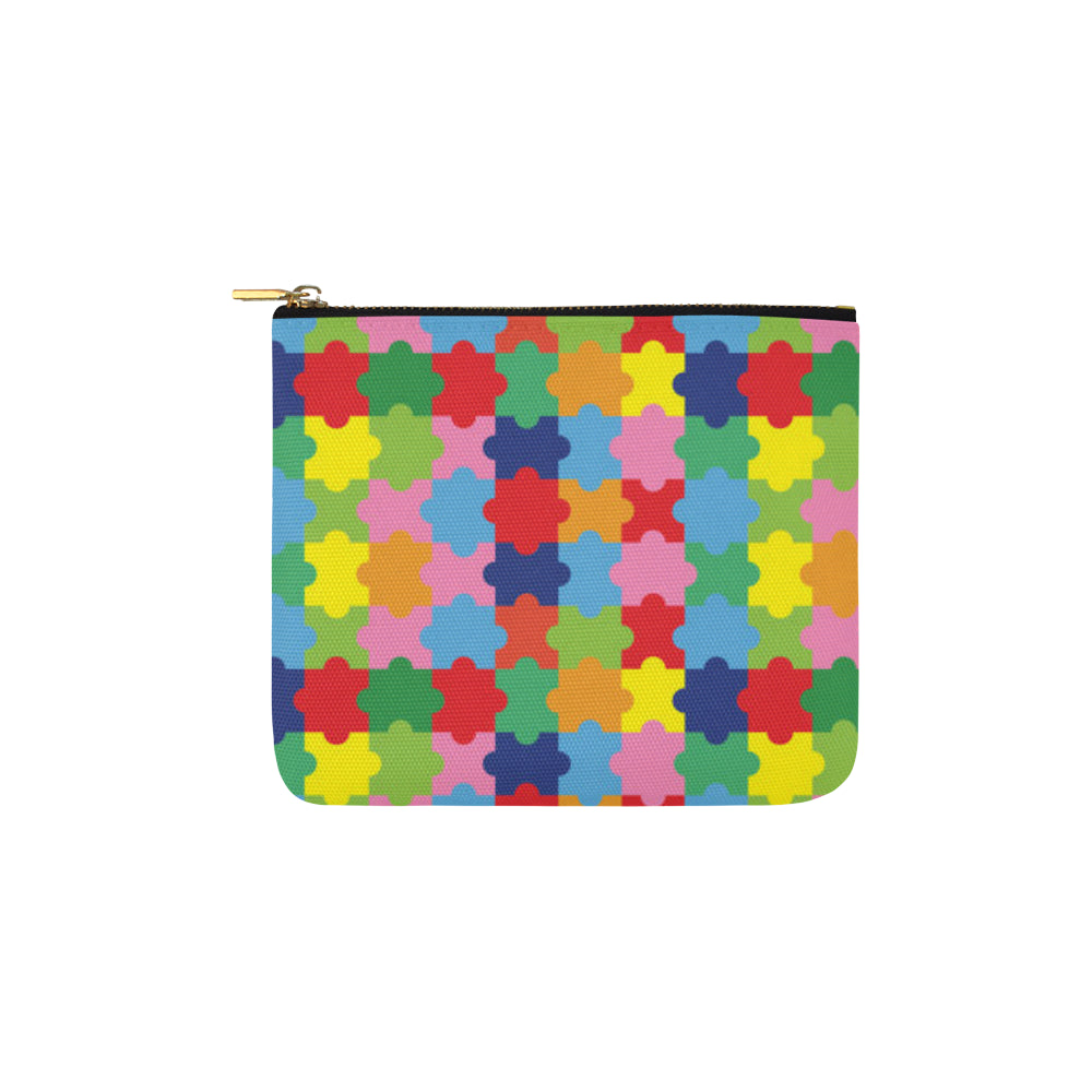 Autism Carry-All Pouch 6x5 - TeeAmazing