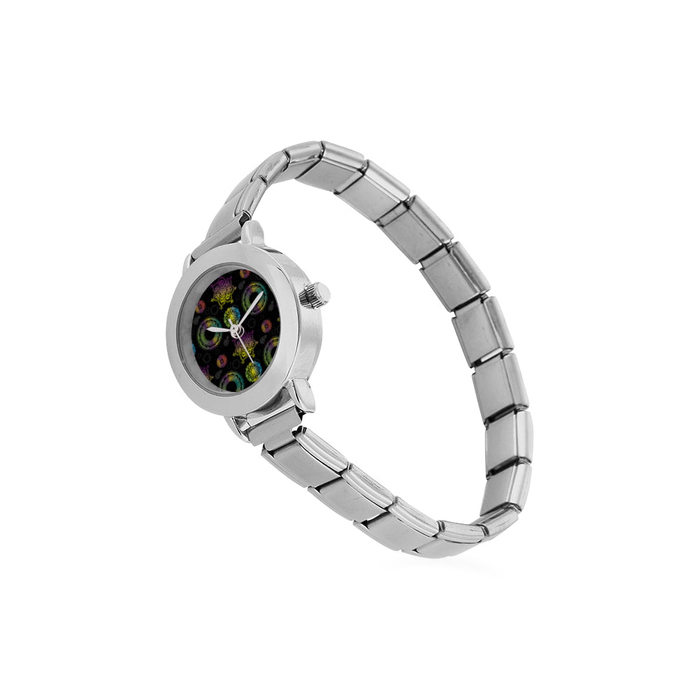 Chakra Women's Italian Charm Watch - TeeAmazing