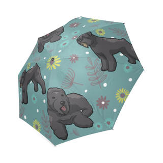 Bouviers Flower Foldable Umbrella - TeeAmazing