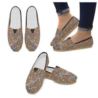 Giraffe Women's Casual Shoes - TeeAmazing