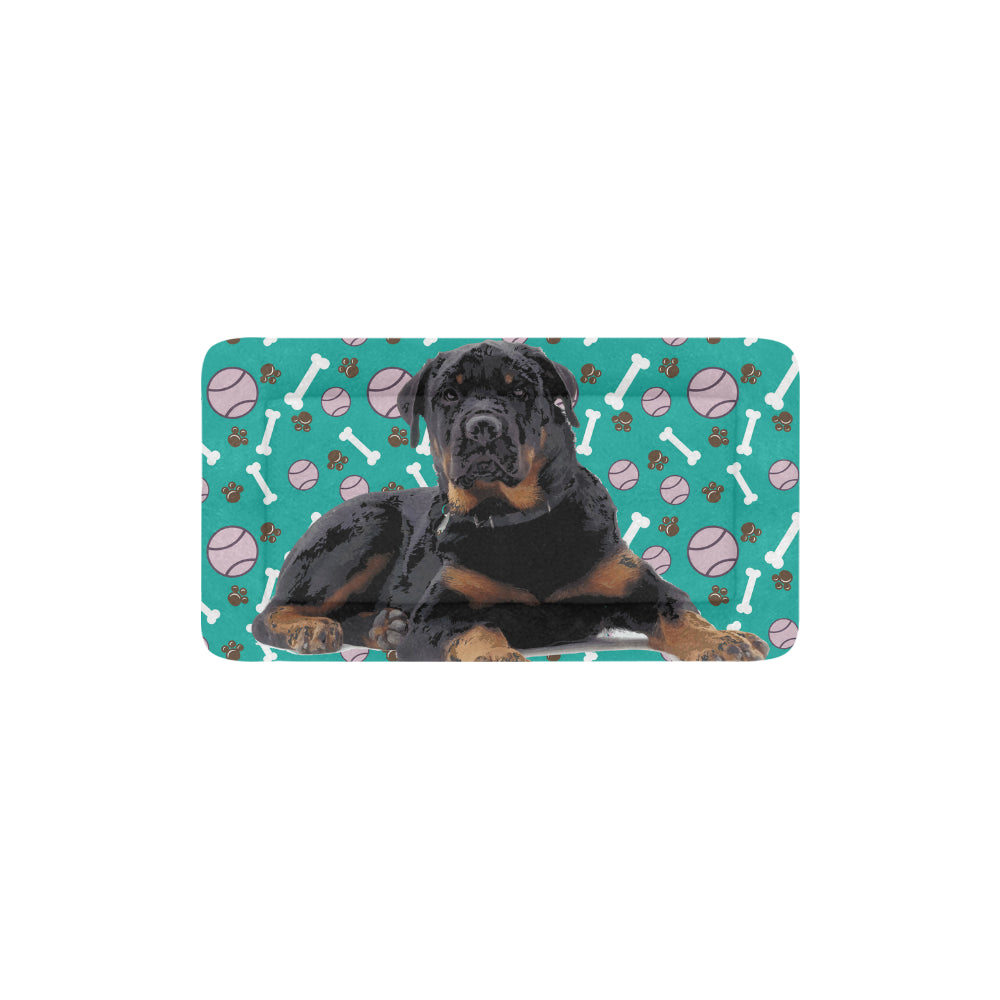 "Rottweiler Dog Beds 24""x13"" - TeeAmazing"