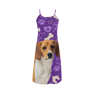 Beagle Alcestis Slip Dress - TeeAmazing