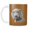 Weimaraner Dog Mugs & Coffee Cups - Weimaraner Coffee Mugs - TeeAmazing - 8