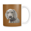 Weimaraner Dog Mugs & Coffee Cups - Weimaraner Coffee Mugs - TeeAmazing - 7