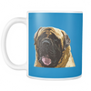 English Mastiff Dog Mugs & Coffee Cups - English Mastiff Coffee Mugs - TeeAmazing