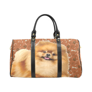 Pomeranian Dog New Waterproof Travel Bag/Large - TeeAmazing