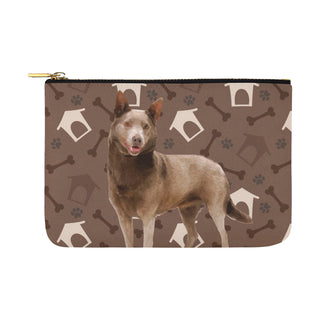 Australian Kelpie Dog Carry-All Pouch 12.5x8.5 - TeeAmazing