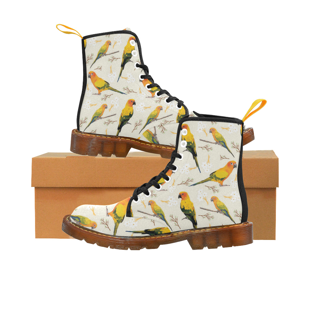 Conures Black Boots For Women - TeeAmazing