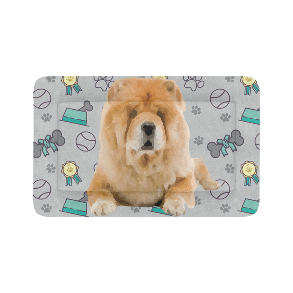 "Chow Chow Dog Dog Beds 48""x30"" - TeeAmazing"