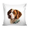 Brittany Spaniel Dog Pillow Cover - Brittany Spaniel Accessories - TeeAmazing - 1