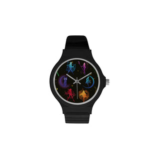 All Sailor Soldiers Unisex Round Plastic Watch(Model 302) - TeeAmazing