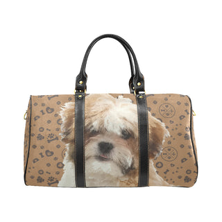 Maltese Shih Tzu Dog New Waterproof Travel Bag/Small - TeeAmazing