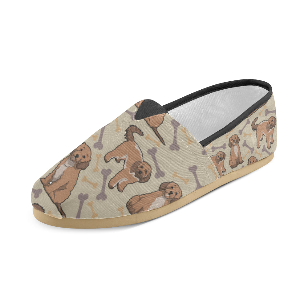 Cockapoo Women's Casual Shoes - TeeAmazing