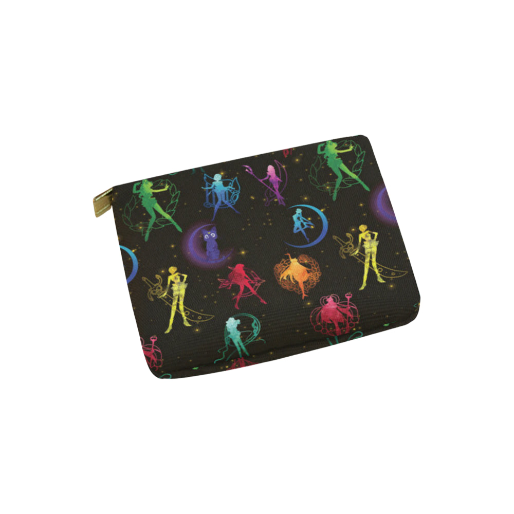 All Sailor Soldiers Carry-All Pouch 6x5 - TeeAmazing