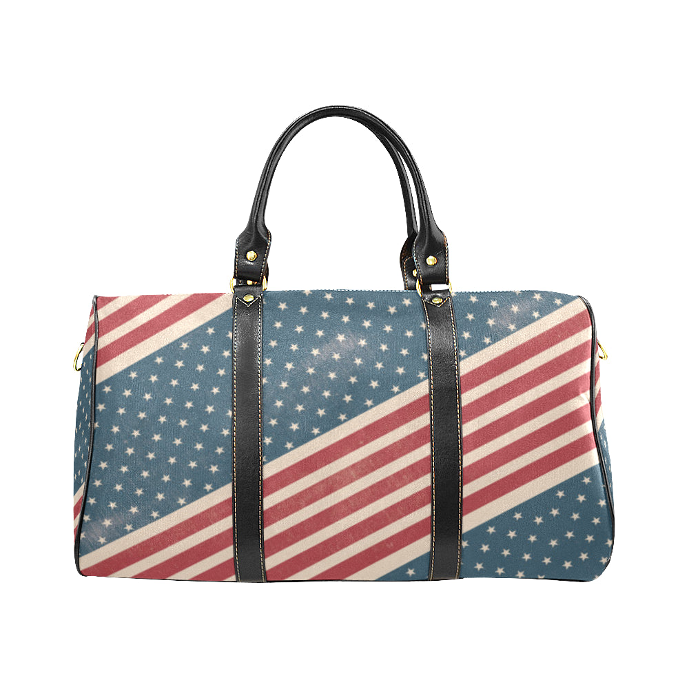 4th July V2 New Waterproof Travel Bag/Small - TeeAmazing