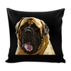 English Mastiff Dog Pillow Cover - English Mastiff Accessories - TeeAmazing - 2