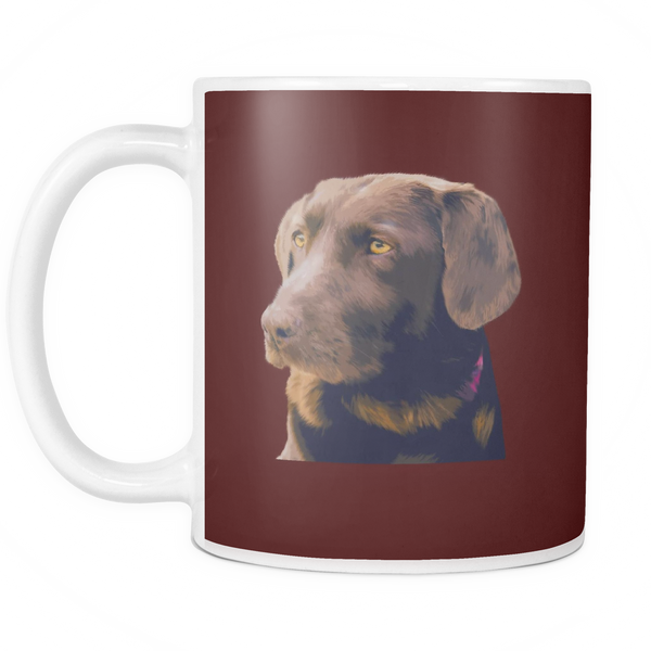 Labrador Retriever Dog Mugs & Coffee Cups - Labrador Retriever Coffee Mugs - TeeAmazing - 8