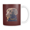 Labrador Retriever Dog Mugs & Coffee Cups - Labrador Retriever Coffee Mugs - TeeAmazing - 7