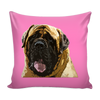 English Mastiff Dog Pillow Cover - English Mastiff Accessories - TeeAmazing - 4