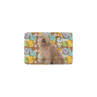 "Soft Coated Wheaten Terrier Dog Beds 18""x12"" - TeeAmazing"