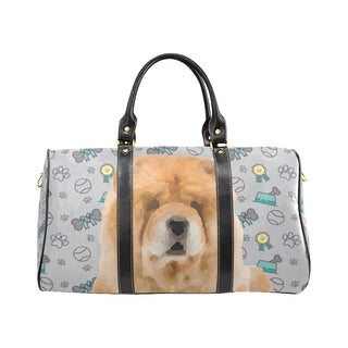 Chow Chow Dog New Waterproof Travel Bag/Small - TeeAmazing