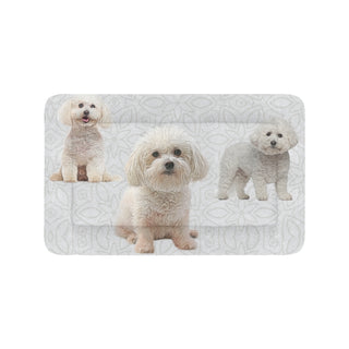 "Bichon Frise Lover Pet Bed 42""x26"" - TeeAmazing"