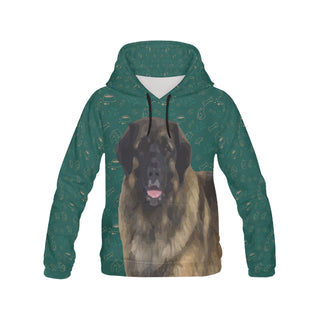 Leonburger Dog All Over Print Hoodie for Women - TeeAmazing