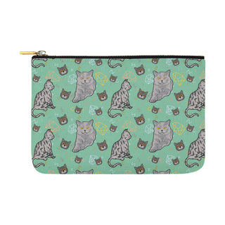 Domestic Shorthair Carry-All Pouch 12.5x8.5