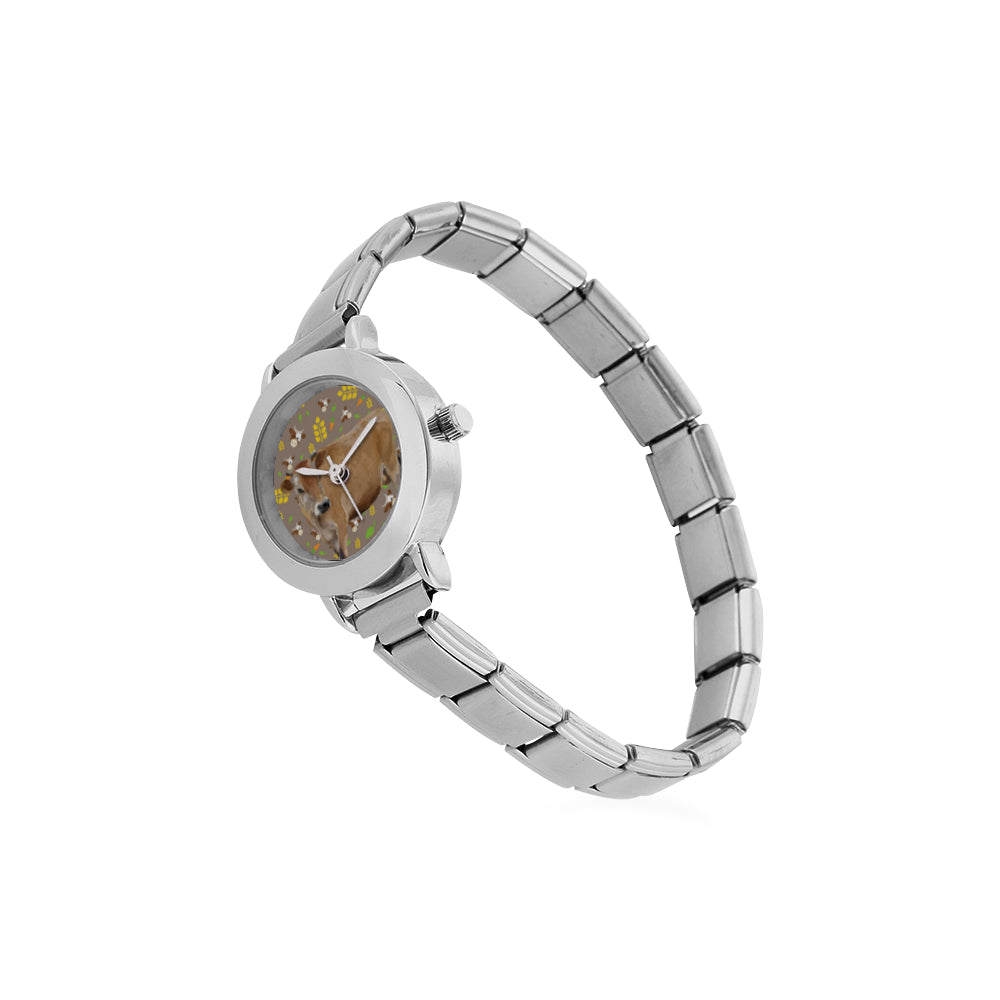 Cow Women's Italian Charm Watch - TeeAmazing