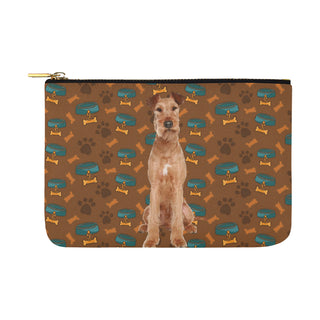 Irish Terrier Dog Carry-All Pouch 12.5''x8.5'' - TeeAmazing