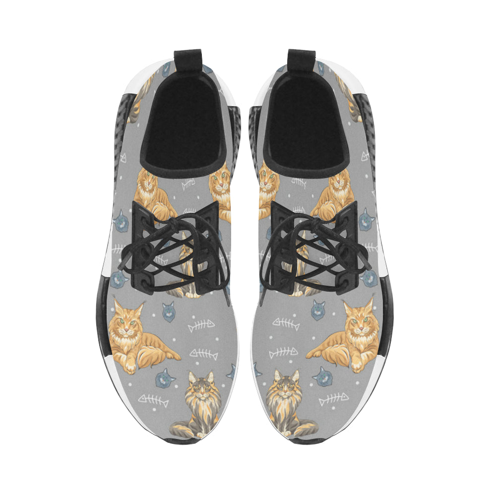 Maine Coon Men's Draco Running Shoes - TeeAmazing
