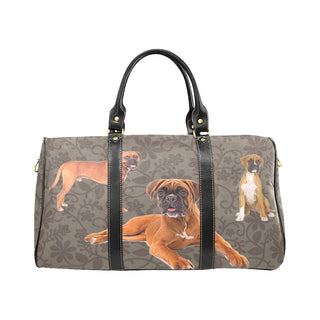 Boxer Lover New Waterproof Travel Bag/Large - TeeAmazing